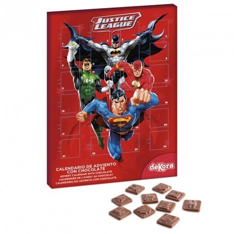 CALENDARIO ADVIENTO DC COMICS NEW 50 GR