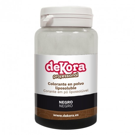 COLORANTE LIPOSOLUBLE NEGRO EN POLVO AZF 25g